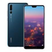 Huawei P20 Pro (CLT-L29) 6GB / 128GB 6.1-inches LTE Dual SIM Factory Unlocked International Stock No Warranty (Midnight Blue)