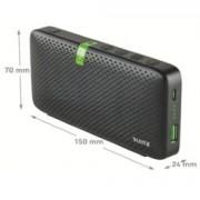 > Cassa stereo portatile per conferenza bluetooth leitz (unit