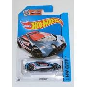 Hot WHeeLs SHOWDOWN Hot Wheel C4982 982J JC 54/250 HW CITY SPEED TRAP single item minicar car MATEL