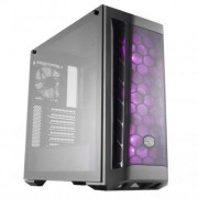 Кутия cooler master masterbox mb511 rgb, mid-tower, черен, cm-case-b511d-kgnn-rgb