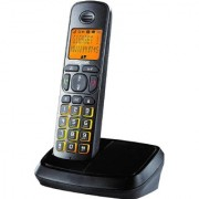 Gigaset A500 Black cordless landline phone with caller id speakerphone