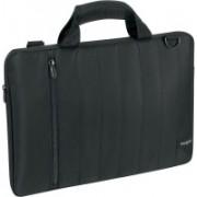 Targus 13 inch Laptop Messenger Bag(Black)
