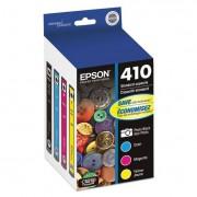 T410520 (410) Ink, Black/cyan/magenta/yellow, 4/pk