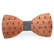 Dřevěný motýlek Gaira 709046
