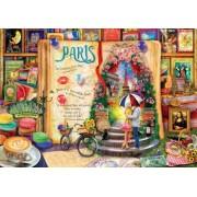 Puzzle Paris 1000 piese