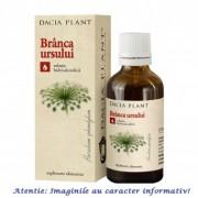 Tinctura de Branca Ursului 50 ml Dacia Plant