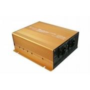 Feszültség átalakító inverter Solartronics Gold 24v-230v 2000 Watt