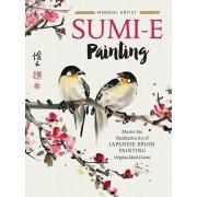 Mindful Artist: Sumi-E Painting: Master the Meditative Art of Japanese Brush Painting, Paperback/Virginia Lloyd-Davies