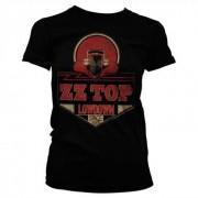 ZZ-Top - Lowdown Since 1969 Girly Tee, Girly Tee