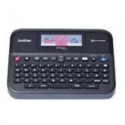 Brother PTD600VP rot.elec.pantall.color y teclado