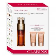 Clarins Cosmética Facial Double Serum SET