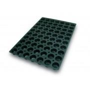Molde silicona 60x40 cm mini muffin 45x30 mm de Lacor