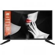 Televizor LED Horizon 28HL5300H, HD Ready, USB, HDMI, 24 inch, DVB-T/C, negru
