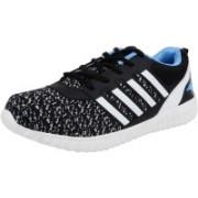 Fluke Casual Sports Shoe For Men's And Boys Running Shoes For Men(Black, White, Blue)