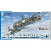 Maquette Avion : Junkers Ju 88d-2/4