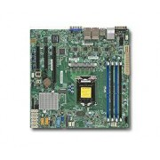 Supermicro X11SSH-LN4F server/workstation motherboard Intel® C236 microATX