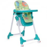 Детско столче за хранене Kimchi, Cangaroo, зелено, 356281