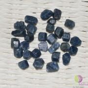 Safir albastru brut 8-10mm