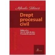 Drept procesual civil Vol.3 Caile de atac Ed.2 - Mihaela Tabarca