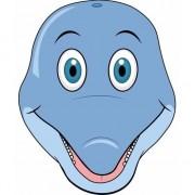 Shoppartners Dolfijn maskertjes voor kinderen