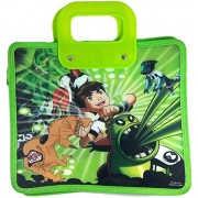 Toy Town's Ben 10 Shopping Bag For Kids Tote Bag For Kids Picnic Bag Tuction Bag Swimming Bag For Kids Birthday Return Gift For Kids Haversack Bag Kids