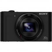 Digitalni fotoaparat DSC-WX500 Sony 18.2 mil. piksela optički zoom: 30 x crna okretni, nagibni ekran, Full HD video, Live-View,