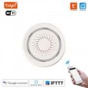 Inteligentná WiFi Siréna 3v1 - Tuya Smart Life