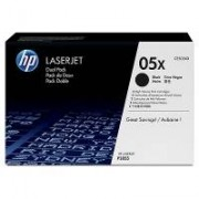 Картридж HP CE505XD № 05X черный
