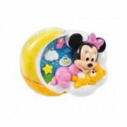 Proiector pentru copii - Stele magice cu melodii relaxante Minnie Mouse Clementoni