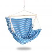basculant scaun Spokey BENCH DELUXE albastru