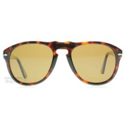 Persol PO0649 Sunglasses Dark Tortoise 24/57 Polarized 54mm