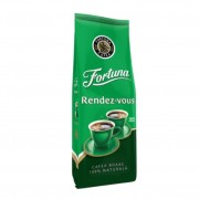 Fortuna cafea boabe Rendez-Vous 1kg (verde)