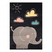Kindervloerkleed Elephant Jumbo