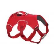 Web Master piros kutyahám XS méret