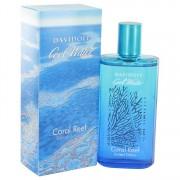 Davidoff Cool Water Coral Reef Eau De Toilette Spray (Limited Edition) 4.2 oz / 124.2 mL Men's Fragrance 514276