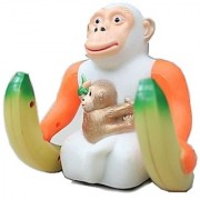 CP Bigbasket Dancing Banana Monkey Musical With Lights..