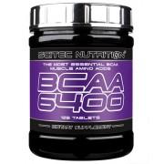 BCAA 6400 (125 tablete) - Lichidare de stoc!