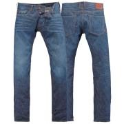 Rokker Rokka Daytona Stone Wash Jeans Byxor Blå 32