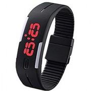 Ultra Thin Men Women LED Digital fashion Watch New Design Sports Watch