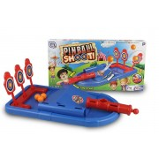 Kids' Pinball Target Shooter Game – One to Two Players