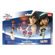 Set 2 Figurine Disney Infinity 2.0 Aladdin Play Set
