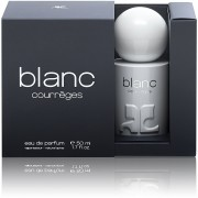 Courrèges blanc de courrèges 50 ml eau de parfum edp profumo donna