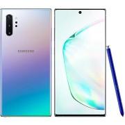 Samsung Galaxy Note10+ 256 GB gradiens ezüst