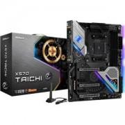 Дънна платка ASROCK X570 Taichi, socket AM4, Wi-Fi 6, RGB Polychrome, PCIE 4.0, ASR-MB-X570-TAICHI
