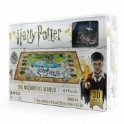 Blackfire Harry Potter: Wizarding World - 3D Puzzle (892)