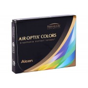 Air Optic Air Optix Colors Grey 2 stk