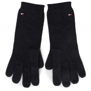 Дамски ръкавици TOMMY HILFIGER - Flag Knit Gloves AW0AW07197 BDS