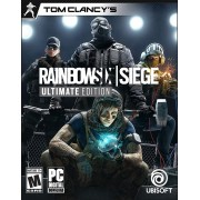 TOM CLANCY'S RAINBOW SIX SIEGE (ULTIMATE EDITION) PC - UPLAY - MULTILANGUAGE - EU - PC