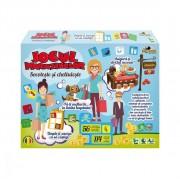 Joc Educativ Noriel-Socoteste si Cheltuieste,Jocul Magazinelor