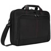 Targus Classic Slim Laptop Bag for 16Inch Laptops Black TCT027US 10 L Backpack(Black)